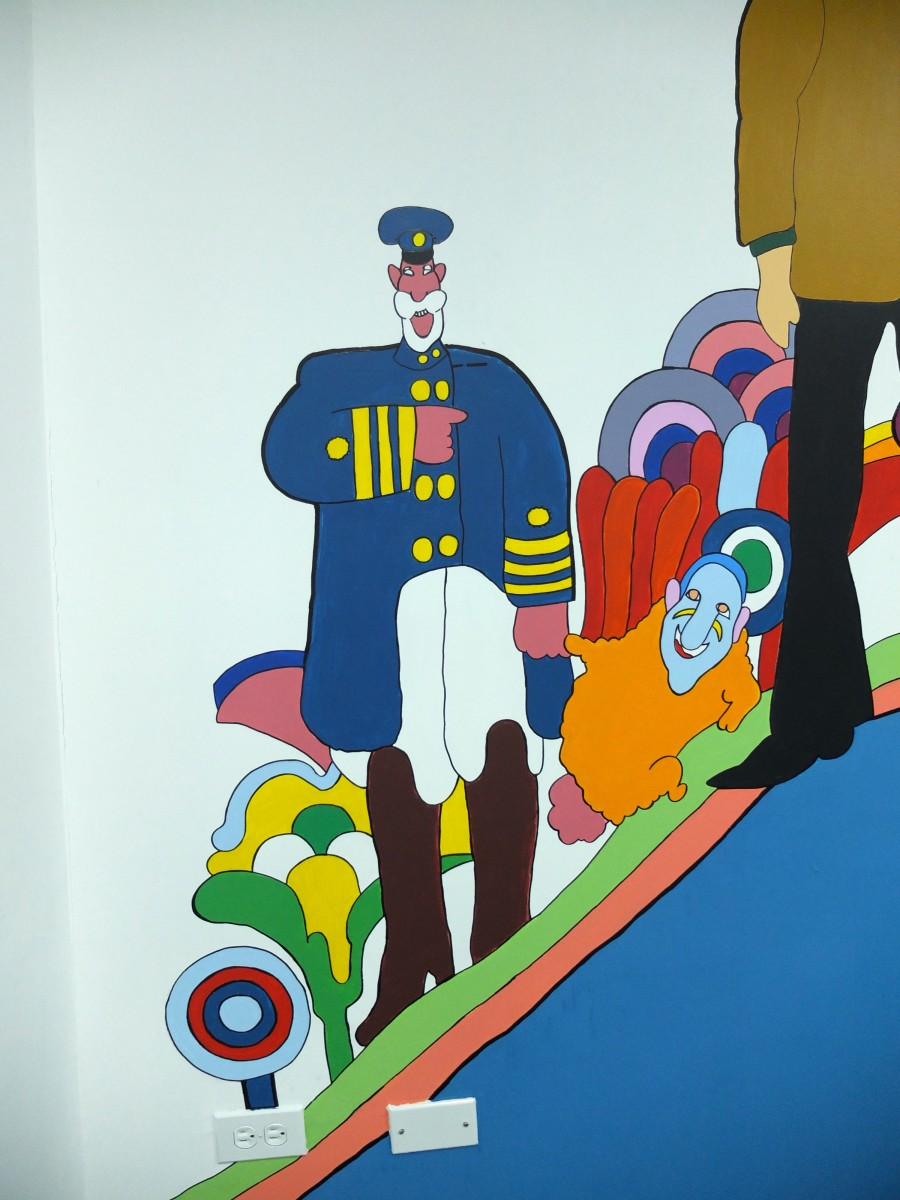 Iconica Murals Panama